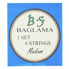 Kampana Baglama Strings 6 Medium
