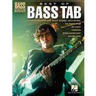 Hal Leonard Best Of Bass Tab - Bass Record