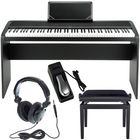 Korg B1 Black Stand Bundle
