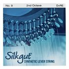 Bow Brand Silkgut 2nd D Harp String No.9
