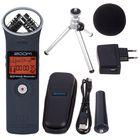 Zoom H1 MB Matte Black APH-1 Bundle