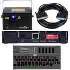 Laserworld CS 1000RGB MKII Bundle