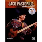 Alfred Music Publishing Jaco Pastorius Book/DVD