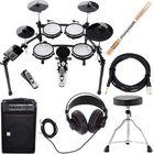 Millenium MPS-750 E-Drum Complete Bundle