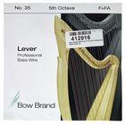 Bow Brand BWP 5th F Harp Bass Wire No.35