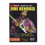 Music Sales Jimi Hendrix Learn to Play
