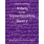 Johannes Bornmann Anfang Sopranblockflöte 2
