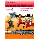Schott Fröhliche Querflöte Spielbuch