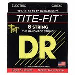 DR Strings Tite TF 8-10 8-String Set