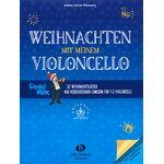 Holzschuh Verlag Fiedel Max Weihnachten Cello