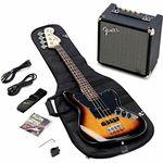 Fender SQ Jaguar Special/Rumble Set