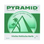 Pyramid Irish / Celtic Harp String c3