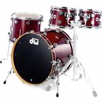 DW Lacquer Specialty Cherry Red