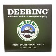 Deering Irish Tenor Banjo Set