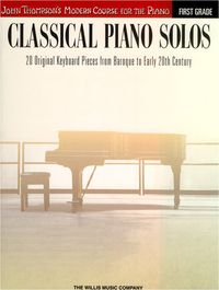 Hal Leonard John Thompson's Modern Course: