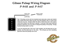 Pickup Wiring Diagram