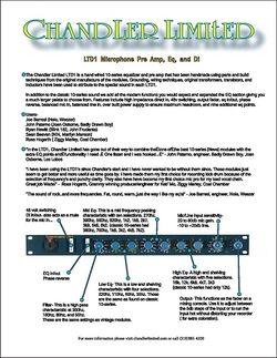 Brochure LTD-1