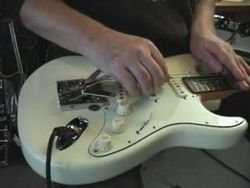 Steel Guitar Examples Clip 3 (close-up)