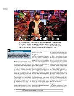 Sound & Recording Waves JJP Collection