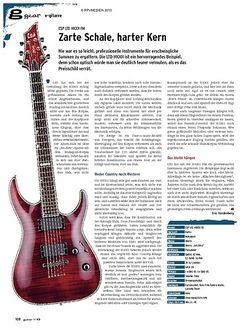 Guitar gear E-Gitarre - ESP LTD H1001 FM