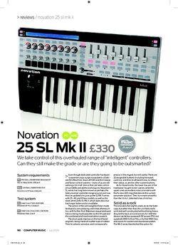 Computer Music 25 sL mk ii