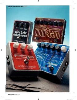 Guitarist Electro Harmonix Micro POG