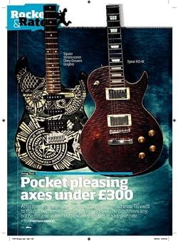 Total Guitar LTD Eclipse EC50