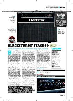 Total Guitar Blackstar HT Stage 60