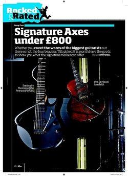 Total Guitar Ibanez Herman Li EGEN8