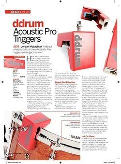 Rhythm Acoustic Pro Triggers