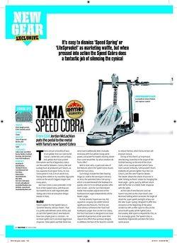 Rhythm TAMA SPEED COBRA