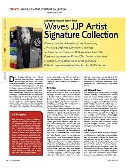 KEYS Waves JJP Artist Signature Collection