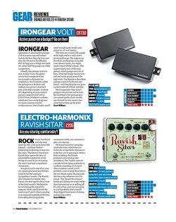 Total Guitar ELECTRO-HARMONIX RAVISH SITAR
