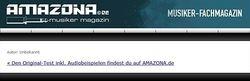 Amazona.de News: Deutscher Ampeg YouTube Kanal