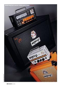 Guitarist Orange Micro Terror