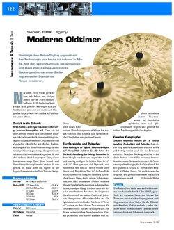 DrumHeads Test: Sabian HHX Legacy Moderne Oldtimer