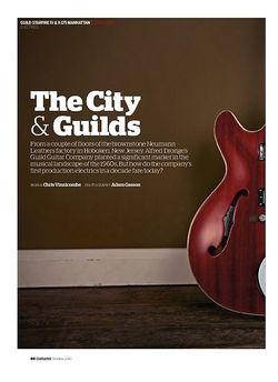 Guitarist Guild X-175 Manhattan