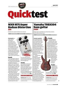 Guitarist Electro-Harmonix 45000 and Foot Controller