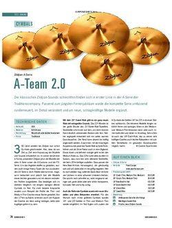Soundcheck Zildijan A-Serie