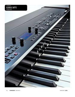 Keyboards Kawai MP11 - Stagepiano