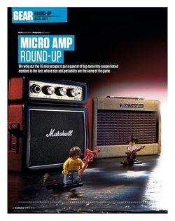 Total Guitar Fender Mini '57 Twin