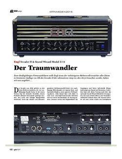 Guitar Engl Invader II