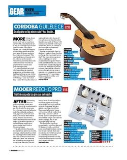 Total Guitar Mooer Reecho Pro