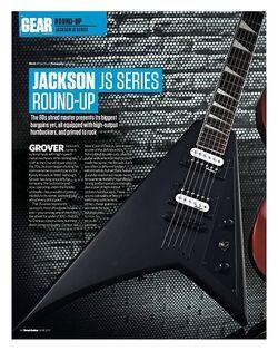 Total Guitar Jackson JS12 dinky