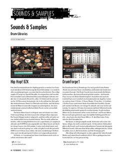 Sound & Recording Drum-Libraries
