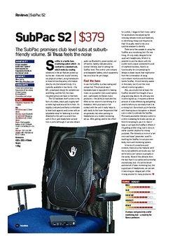 Future Music SubPac S2