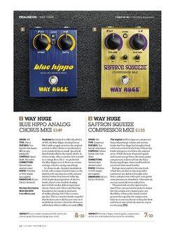 Guitarist Way Huge Blue Hippo