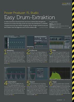 Beat FL Studio - Easy Drum-Extraktion