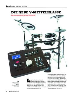 Sticks Roland V-Drums TD-25KV