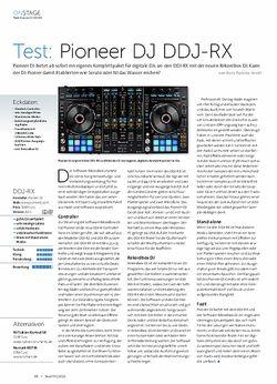 Beat Pioneer DJ DDJ-RX